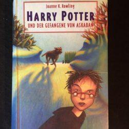 APLAWIA Harry Potter Askaban Buch gebunden gebraucht